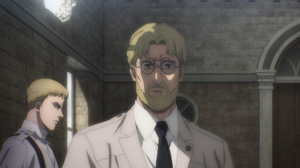 bestial de óculos na forma humana