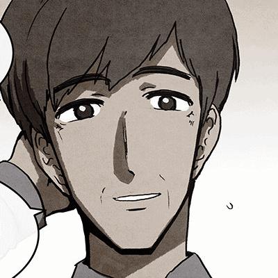 Dongsoo Seon um dos protagonistas do webtoon de bastard