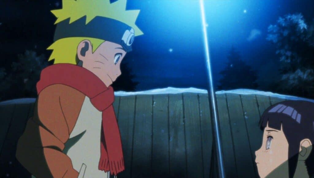Episódio 480 Naruto e Hinata filler