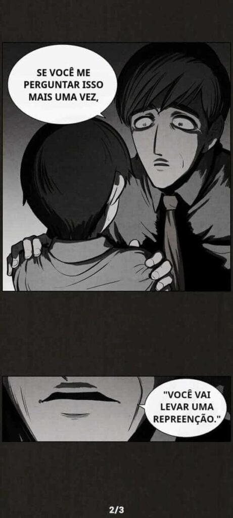 Pai do Jin Seon Webtoon bastard