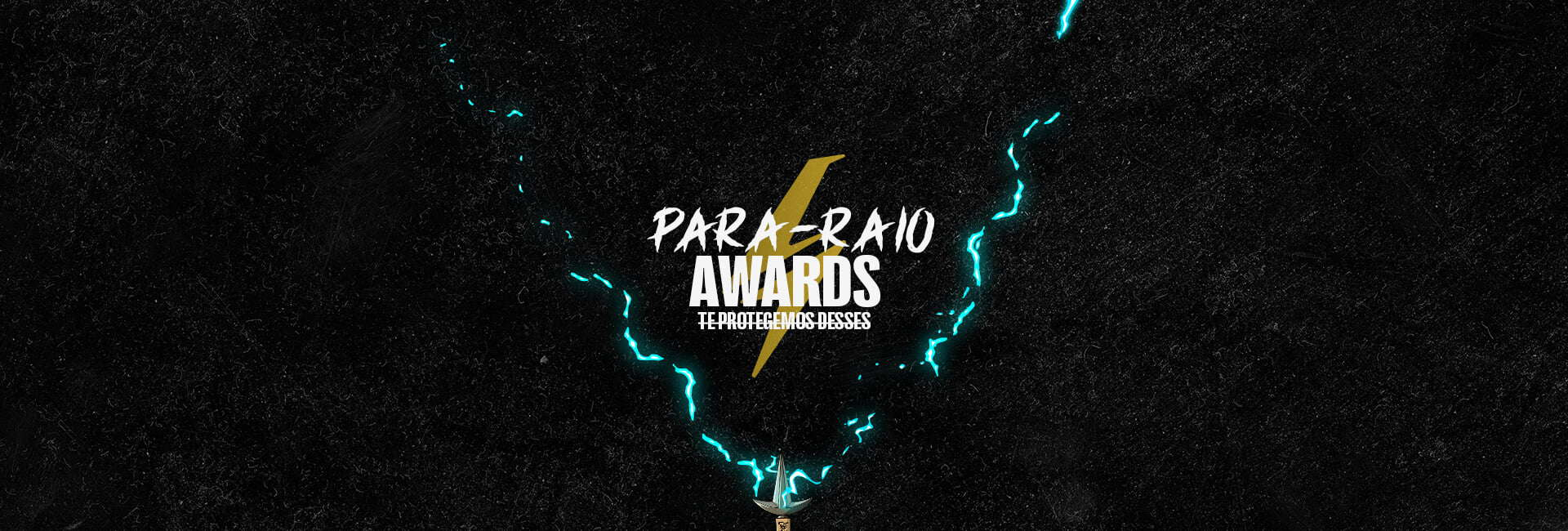 capa do para raio awards 2021