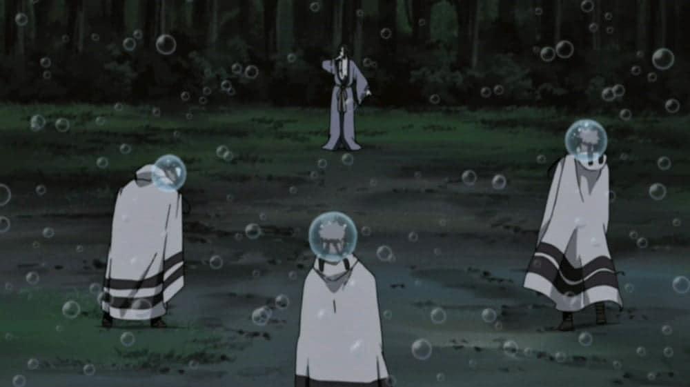 Utakata vs Naruto em arco filler de naruto shippuden
