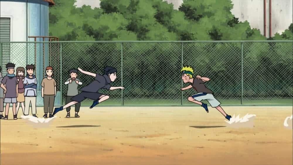 episodio encontro naruto e sasuke