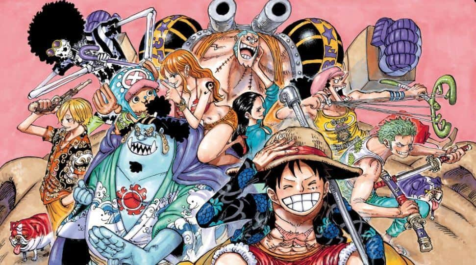 one piece destacada mangá