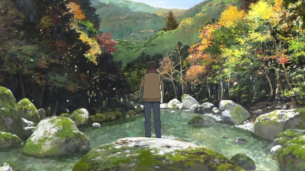 ambientação do filme colorful