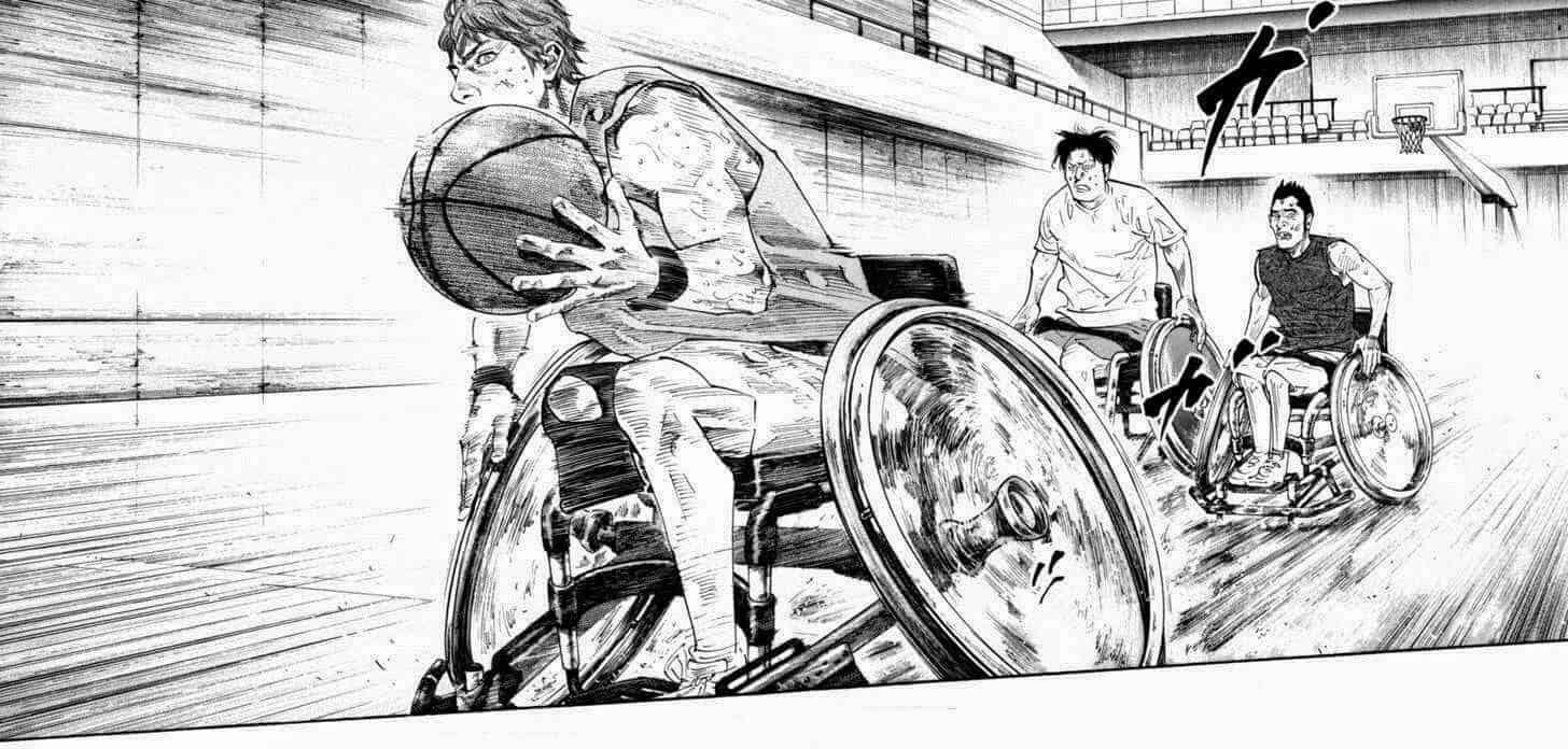 Real - Togawa fazendo a galera comer poeira no treino