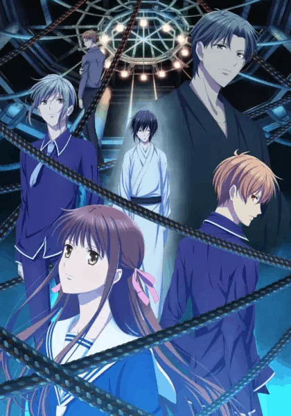 Fruits Basket The Final visual oficial