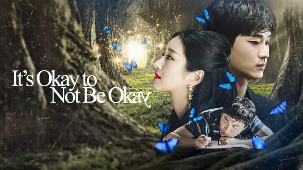 Imagem promocional da série Its Okay To Not Be Okay