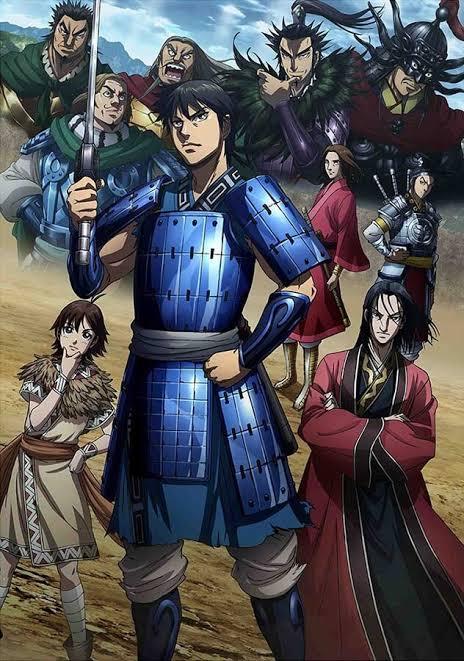 Kingdom terceira temporada