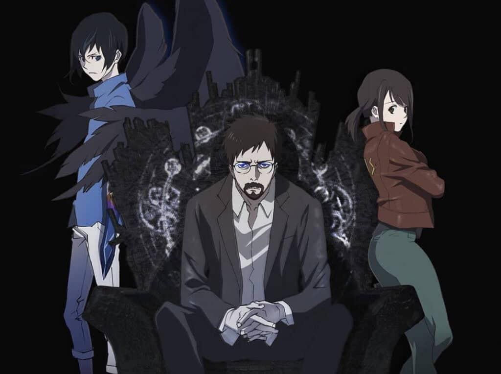 Protagonistas de B: The beginning