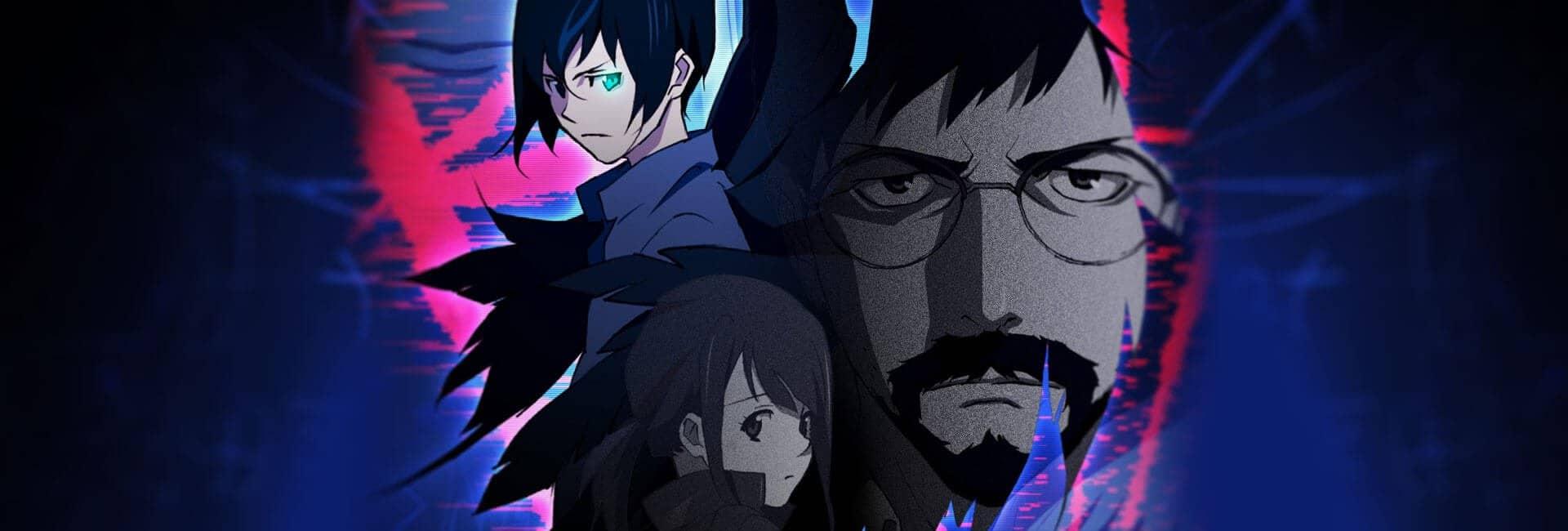 B:the beginning personagens principais na capa