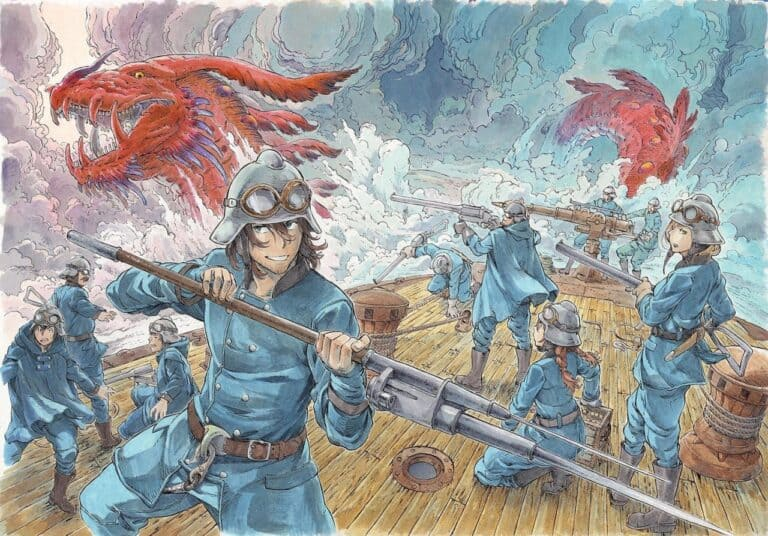 destacada primeiras impressoes kuutei dragons