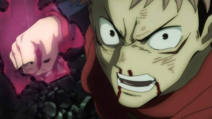 Itadori Yuuji, protagonista de Jujutsu Kaisen