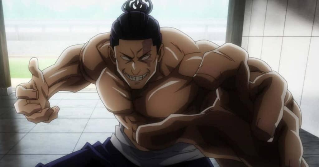 Aoi Todo em posição de luta.