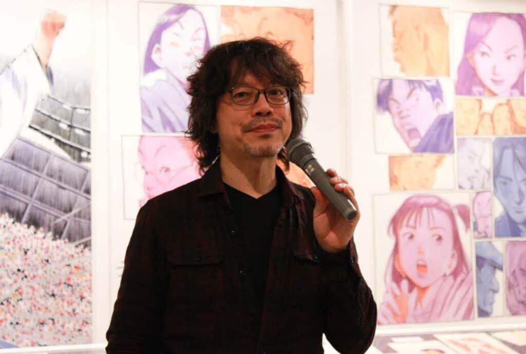 o mestre naoki urasawa