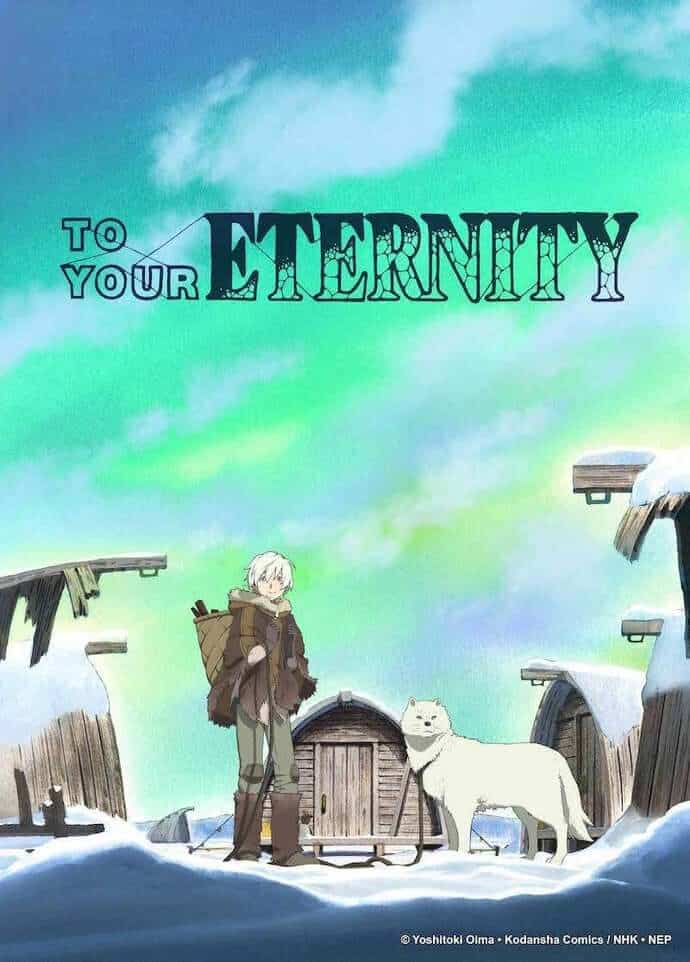 to your eternity poster