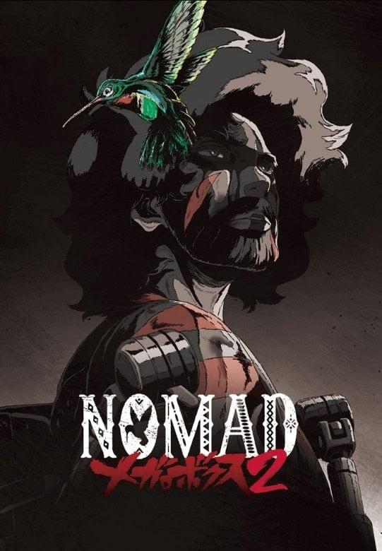 visual de megalobox 2 nomad