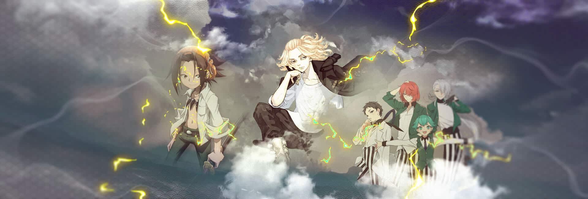 escolhas da temporada pela Cúpula - Shaman King, Tokyo Revengers, Bishounen Tanteidan