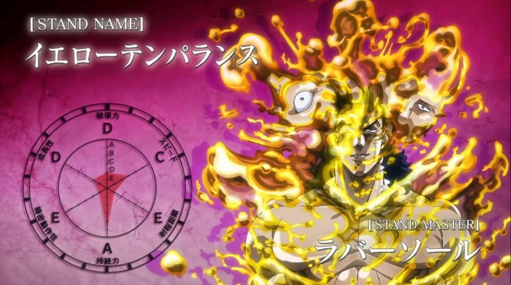 yellow temperance