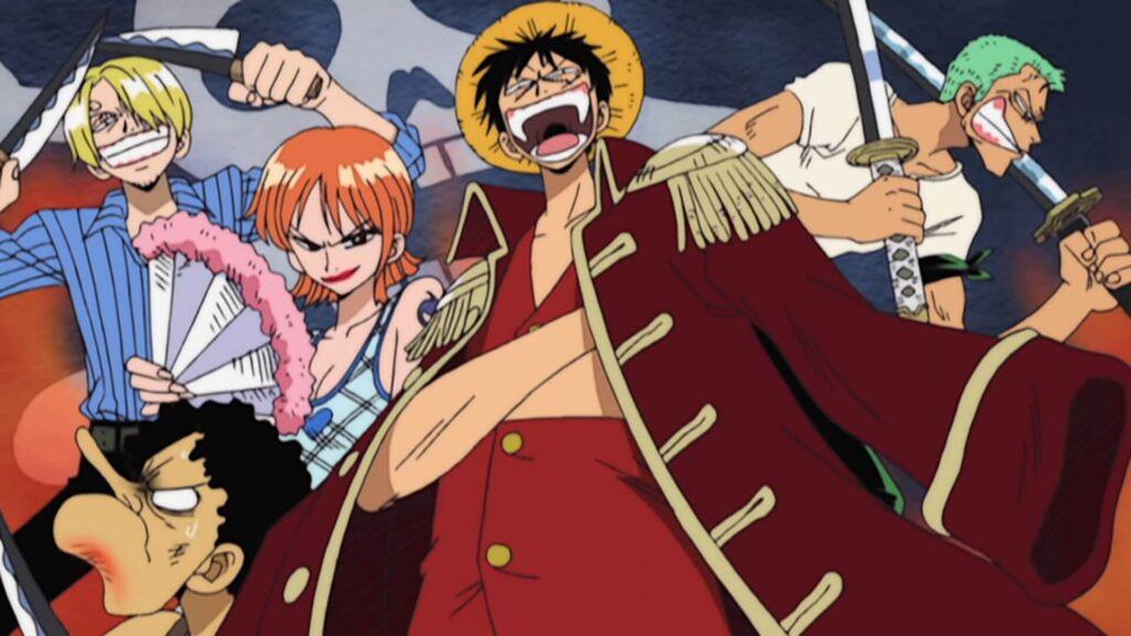 Apis é salva por uma tripulação pirata