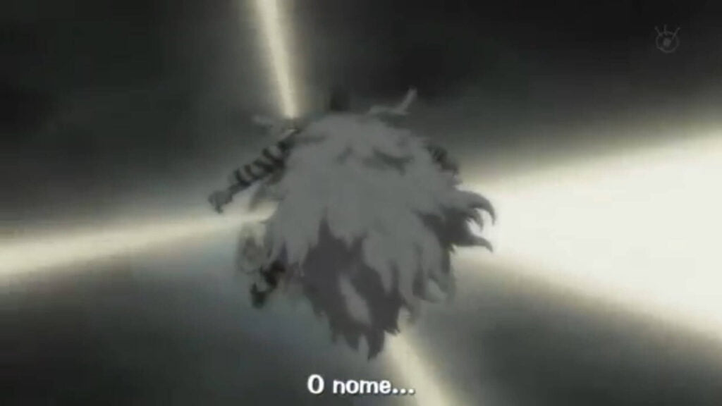 Shinki fugindo de ID
