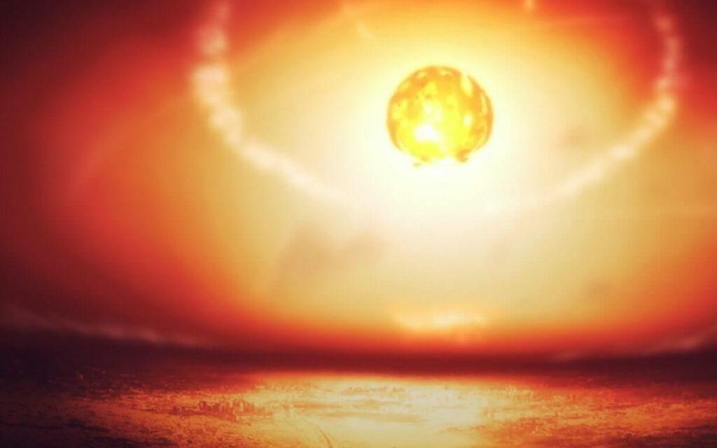 explosão terror in resonance
