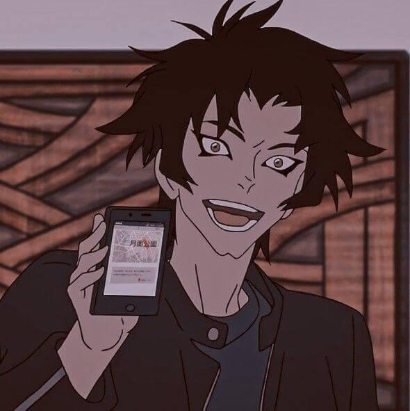 Akira de Devilman Crybaby