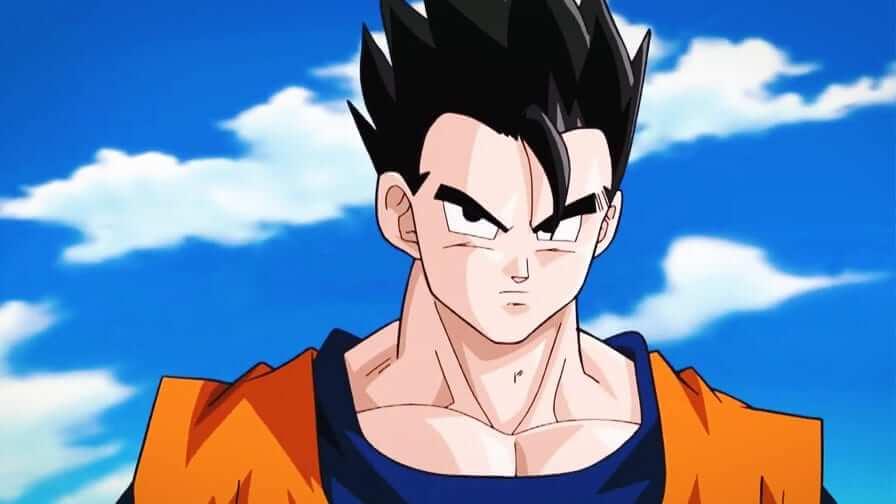 Gohan de Dragon Ball Z