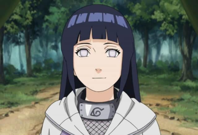 Hinata nome de personagem de Naruto