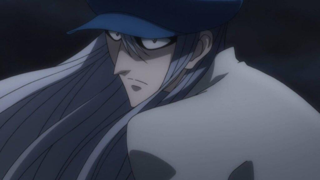 Kaito persoangem de anime de Hunter Hunter
