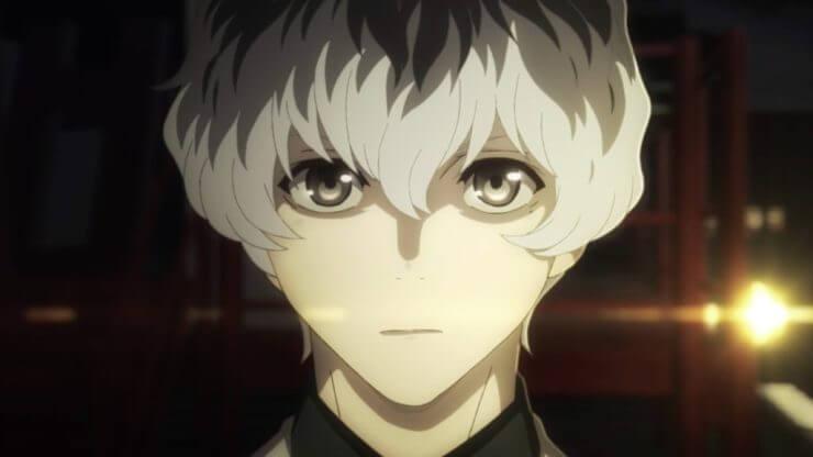 Kaneki Ken nome de personagem de Tokyo Ghoul
