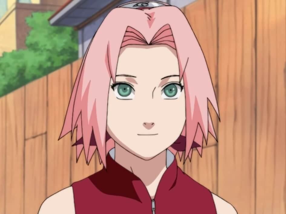 Sakura de Naruto