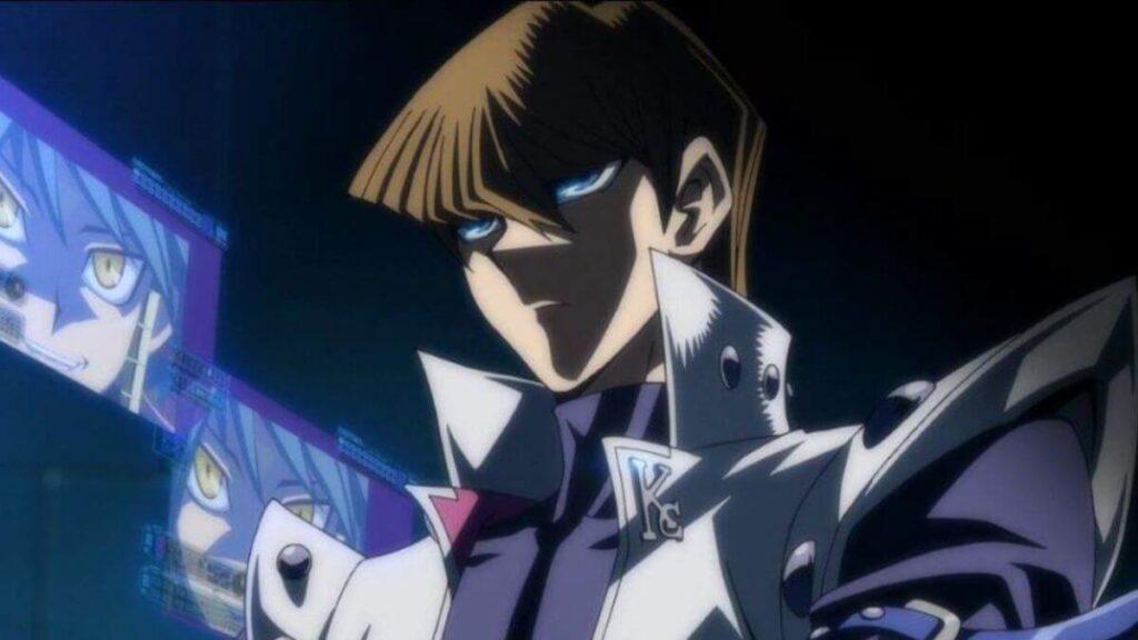 Seto Kaiba personagem do anime Yu Gi Oh
