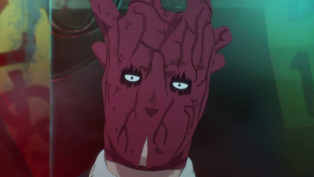 Shin personagem de anime de Dorohedoro