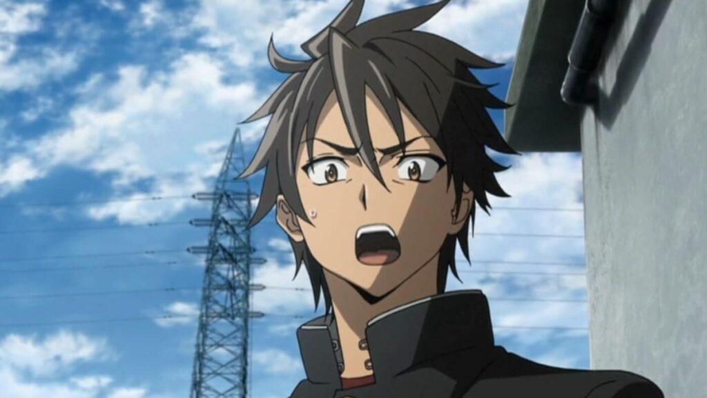Takashi Highschool of the Dead