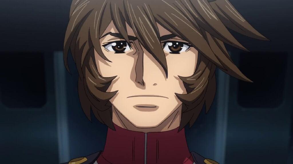 Yamato do anime Battleship Yamato
