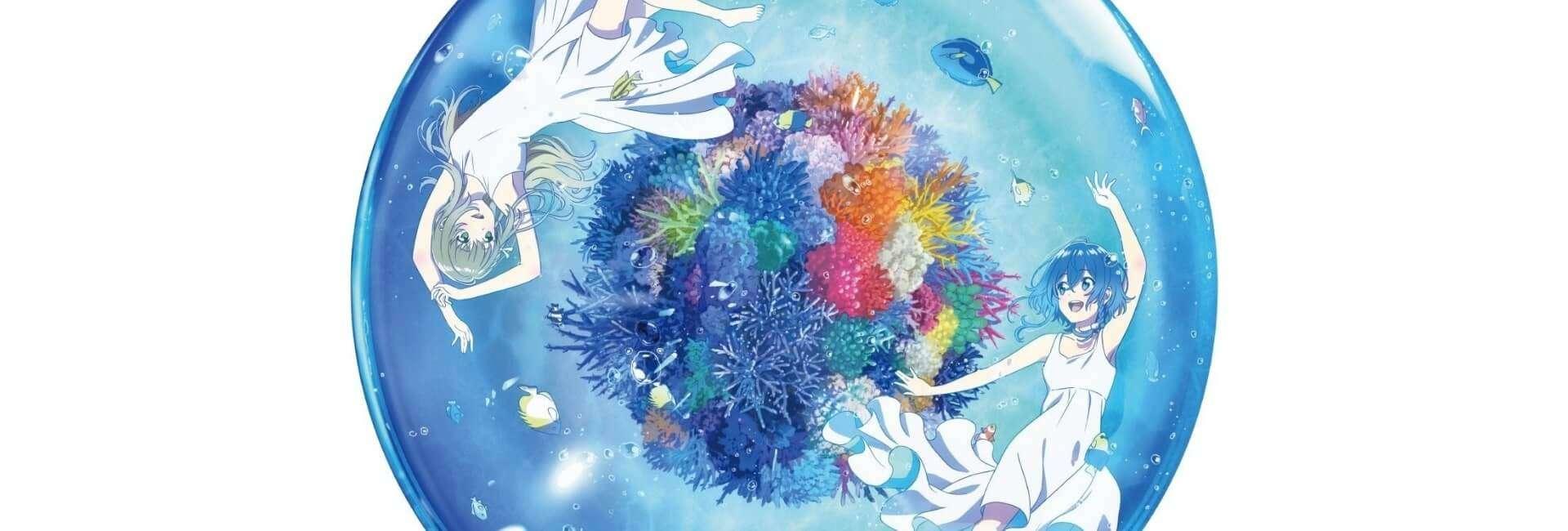 Shiroi Suna no Aquatope - Fuuka e Kururu