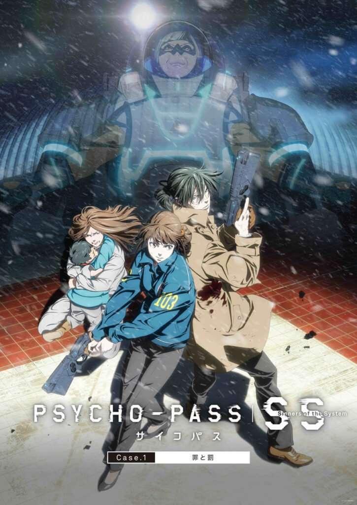 Imagem de capa do filme Sinners fo The System Case 1