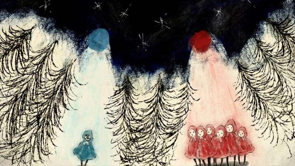 Imagem da história do vampiro da lua azul
