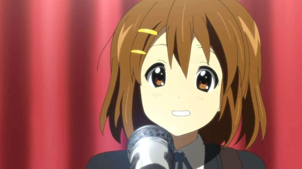 yui cantando