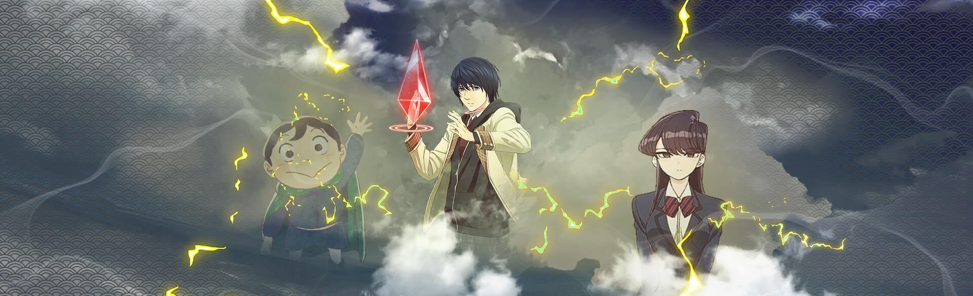 Platinum end, ranking of Kings e Komi-san wa, Komyushou desu animes trovejantes da temporada - outubro 2021