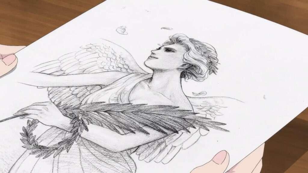desenho mori-san