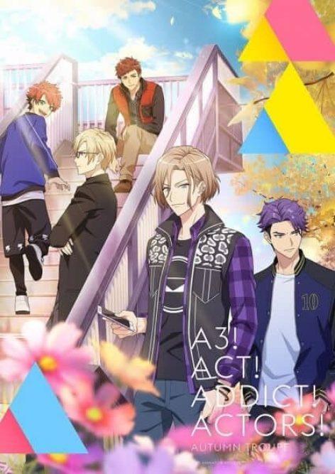 A3! Season Autumn & Winter visual 2