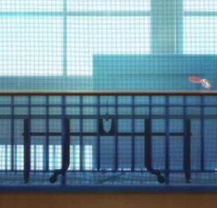 Adachi to Shimamura ping pong