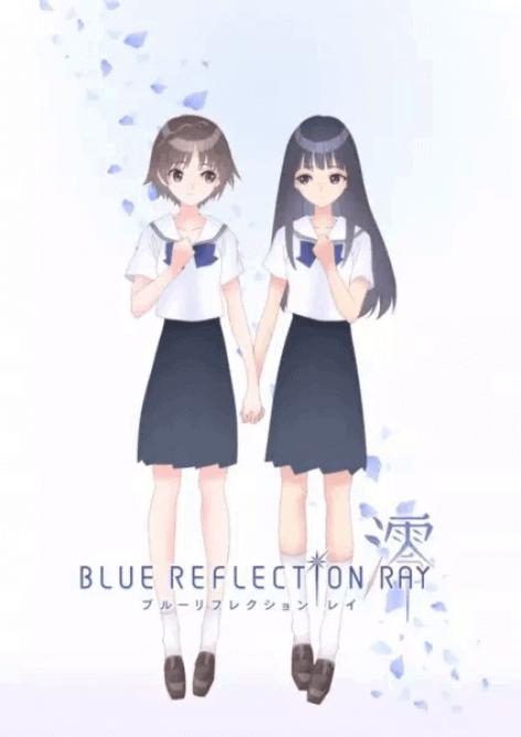 Blue Reflection Ray visual oficial