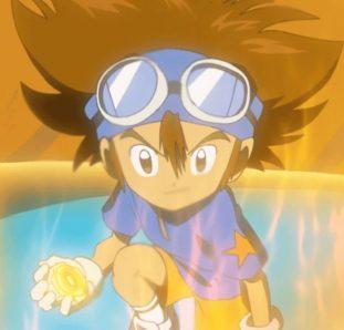 Digimon Adventure Tai