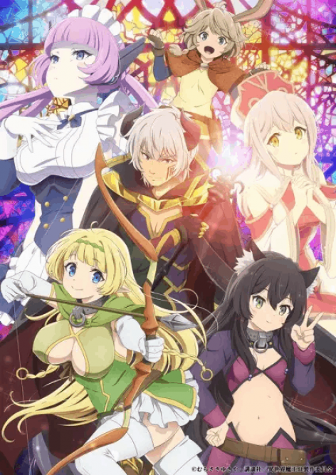 How Not to Summon a Demon Lord segunda temporada visual