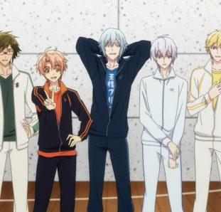 Personagens de idolish 7
