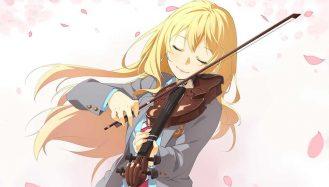 Kaori de shigatsu wa kimi no uso - your lie on april - tocando violino