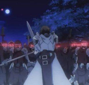 esqueletos em kings raid